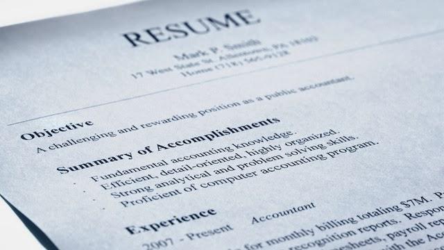 Keywords In Resume - Vosvete.Net