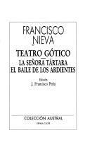 """Teatro góticol"" - Francisco Nieva."