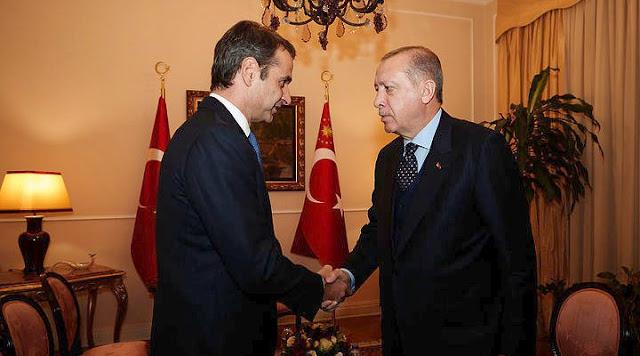 Η Τουρκία θέλει ειρήνη, αφού πάρει όλα όσα απαιτεί