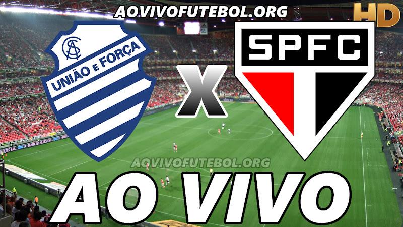 Assistir CSA vs São Paulo Ao Vivo HD