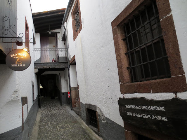 a passage with history