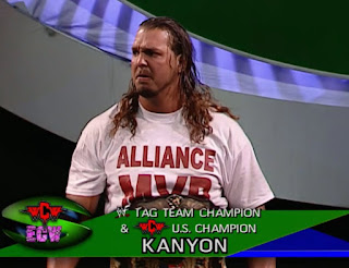 WWE / WWF Summerslam 2001 - Who Better Than Kanyon?