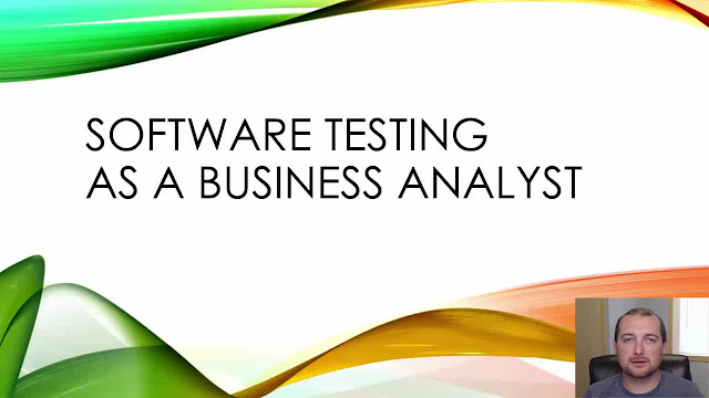 Business Analyst: Software Testing Processes & Techniques