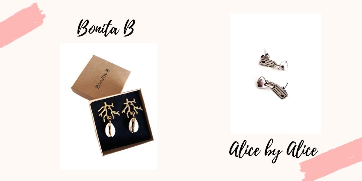 BONITA B & ALICE BY ALICE