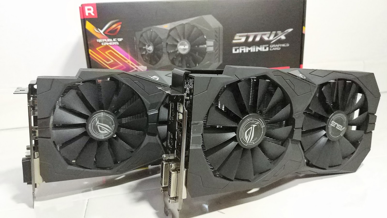 Review of the ASUS STRIX RADEON RX 570 - What's the difference with