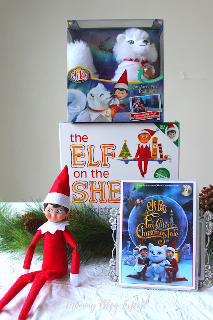 Elf on the Shelf Review Giveaway