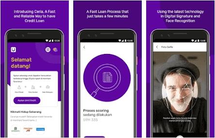 Aplikasi bri ceria - kredit hp