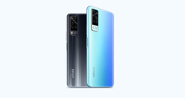 vivo Launches Y31 Featuring 48MP Rear Camera, 6.58-Inch Halo FullView™ Display & 5000mAh Battery with 18W Fast Charge