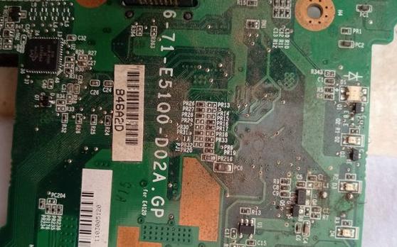 6-71-E51Q0-D02A. GP U10 AXIOO NEON CNW Laptop Bios