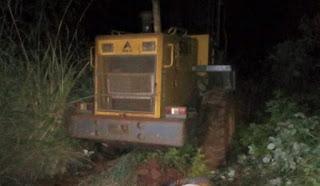 Homem é encontrado morto ao lado de pá-carregadeira na zona rural de Candiba