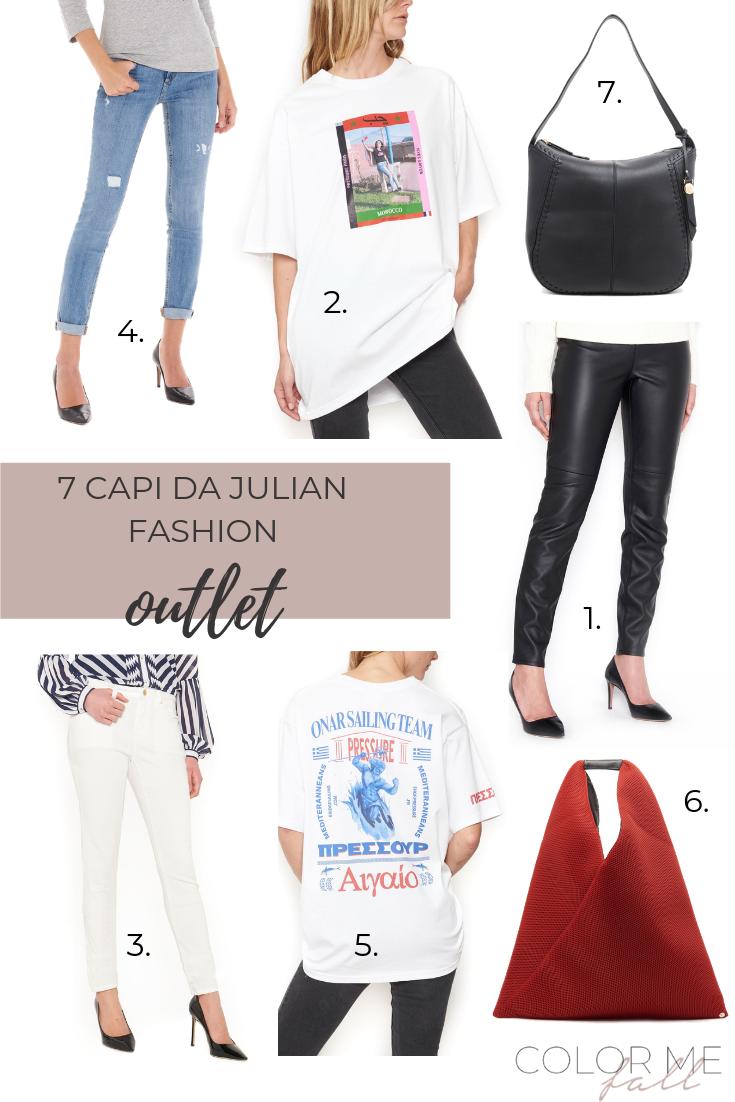 Julian Fashion Srl: E' Un Buon Retailer?