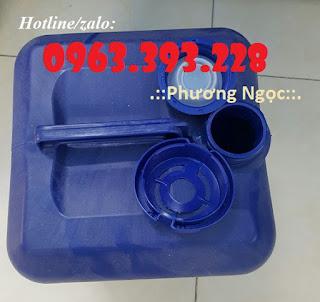 Can nhựa vuông dày 20L, can nhựa HDPE A062b5ee791e9f40c60f