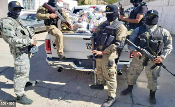 La Gente Nueva renegados? pacta una nueva alianza con El Cártel de Sinaloa por el control de Chihuahua