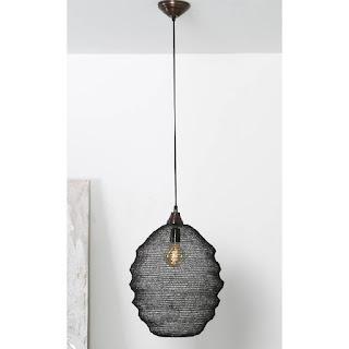 lampara actual metalica