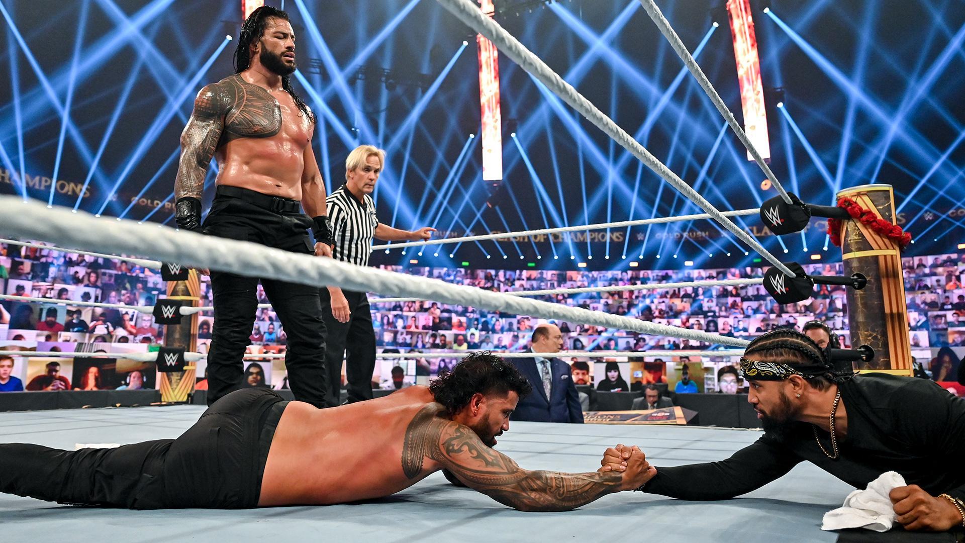Jimmy Uso deverá entrar em rivalidade com Roman Reigns