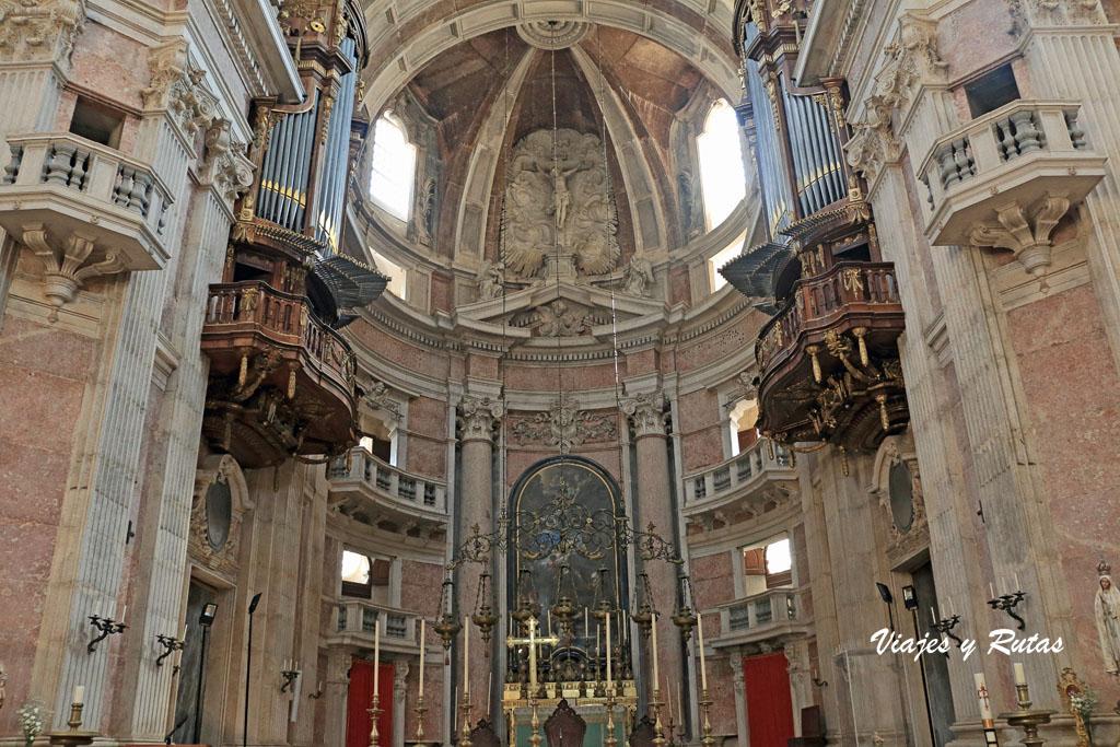 Basílica del Palacio de Mafra, Portugal
