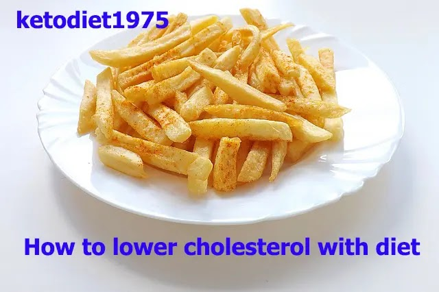 How to lower cholesterol with diet