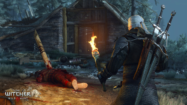 The Witcher 3 Wild Hunt Download Full
