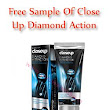 ContestsIndia - Free Online Mobile Recharge | Free Stuff India: Get a Free Sample of Close Up Diamond Action Toothpaste at your doorstep