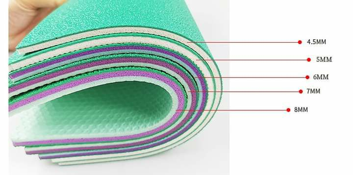 ukuran karpet bulu tangkis