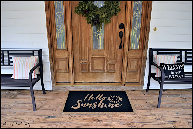 Create A Warm And Inviting Entry For Your Home With Infinity Custom Mats #MBPMOMSDAY21