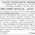 GTU Recruitment 2015 For Research Assistant / Associate on Contract Based