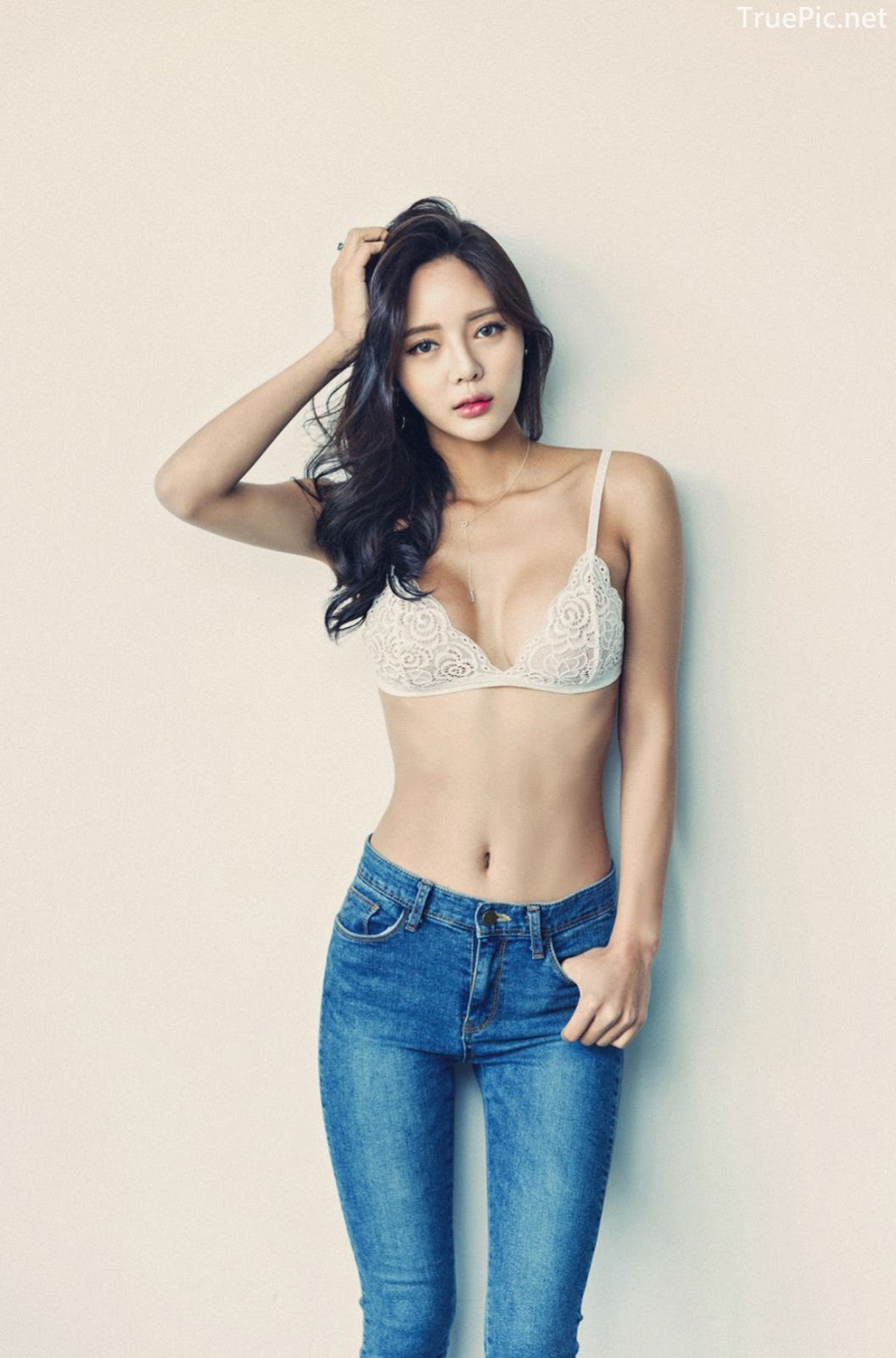 Korean Lingerie Queen - Kim Bo Ram - There's So Many Reason To Love You - TruePic.net- Picture 1