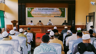 Menjelang Bulan Ramadhan, FKUB Lotim Gelar Silaturahmi Antar Tokoh Agama