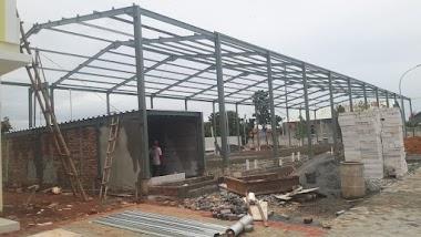 Project Pengerjaan Floor Hardener, BSD - Tangerang