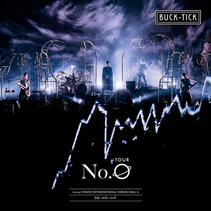 Buck-Tick No. 0 tour 2018