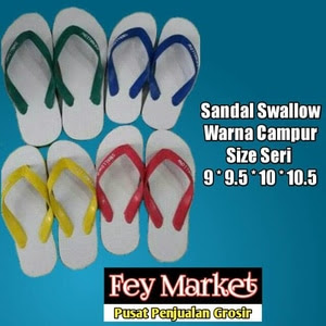 Sandal Swallow Warna