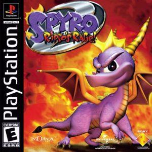 Download Spyro The Dragon 2 - Torrent (Ps1)
