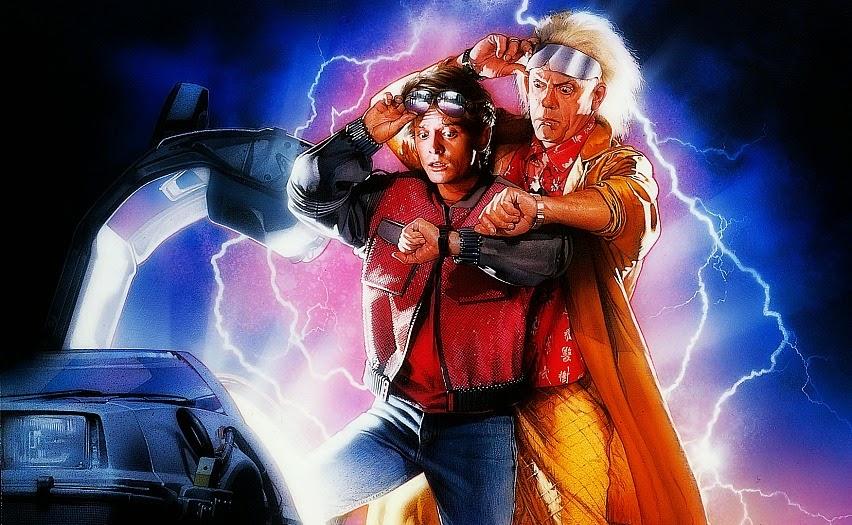 """O single """"The Power of Love"""" foi composto para o filme """"De Volta para o Futuro"""" (1985)."""