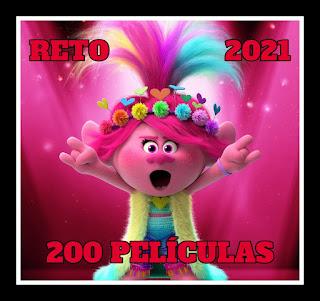 Reto 200 Películas