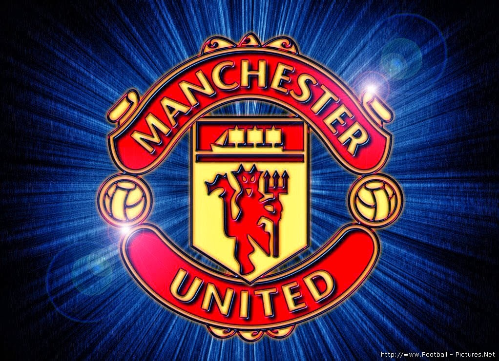 cool football logo - latest manchester united logo | quiz logo