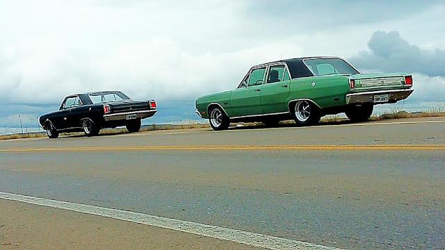 Dodge Dart, Dodge Gransedan