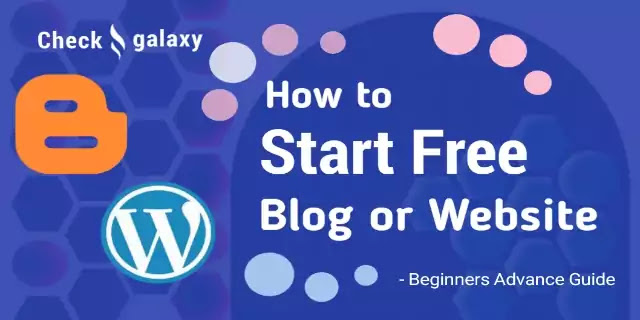 how-to-start-a-blog-create-website-for-free