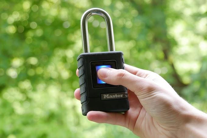 [Test] Cadenas biométrique Master Lock : votre doigt devient la clé !