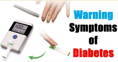 Warning Signs and Symptoms of Diabetes