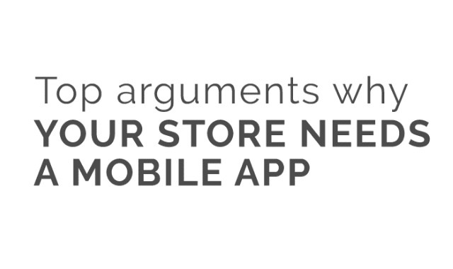 Benefits of Mobile Apps for Online E-commerce Stores