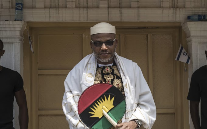 Nnamdi Kanu Going Back to Prison? South East Assembly Asks High Court to Revoke IPOB Leader's Bail