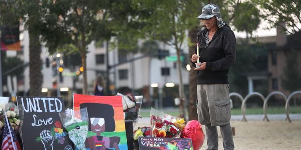 Orlando shooting through a survivor's eyes - Jeannette McCoy