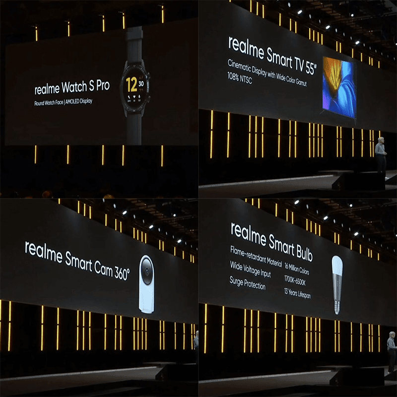 realme teases new smartphones and AIoT devices in IFA 2020