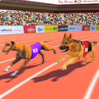 Dog Race Sim 2019: Dog Racing Games Apk Download for Android