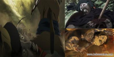 rekomendasi anime Shisha no Teikoku scene