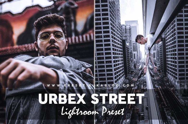Free Urbex Street Lightroom Preset XMP & DNG