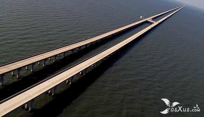 15 Daftar Nama Jembatan Terpanjang di Dunia Saat Ini