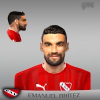 PES 6 Faces Emanuel Britez by Gabo Facemaker