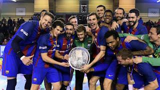 BALONMANO - Otra Copa Asobal para el Barcelona, y superan al Ciudad Real al sumar la 6ª seguida