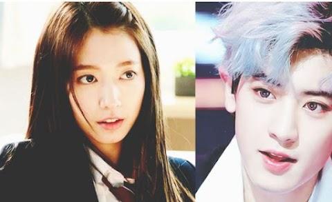 «Ella es tan linda conmigo»: Nuestro hermoso Chanyeol revela cómo lo hizo sentir Park Shin Hye en el set de «Memories of the Alhambra»